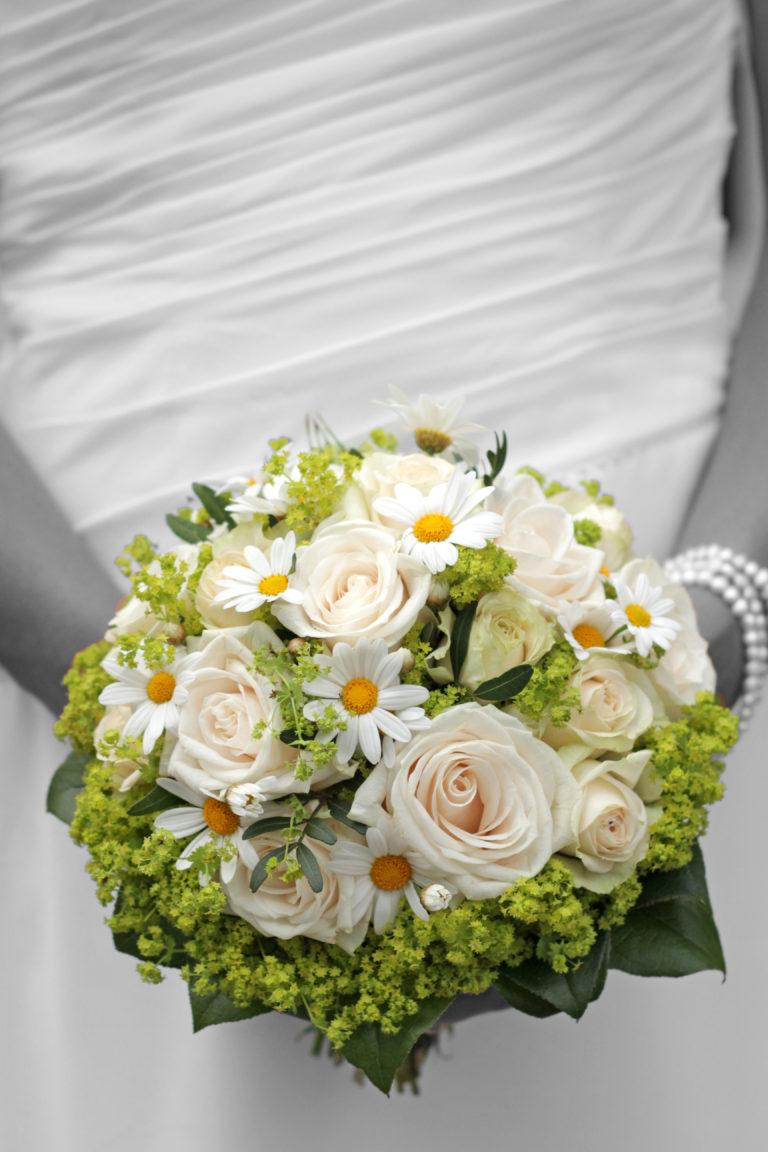 Hochzeitsfotografie-Brautstrauß-colorkey