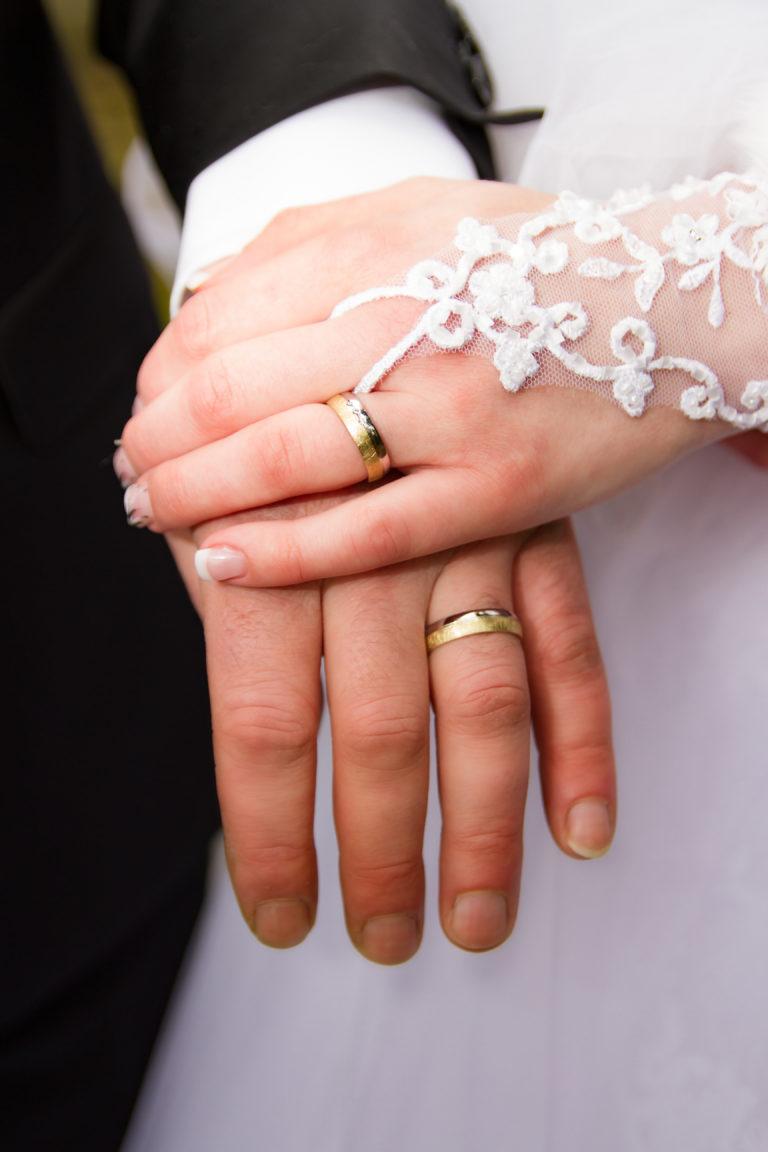 Hochzeitsshooting Ringe